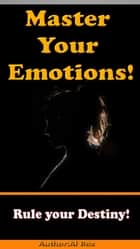 Master your Emotions ebook by celal boz