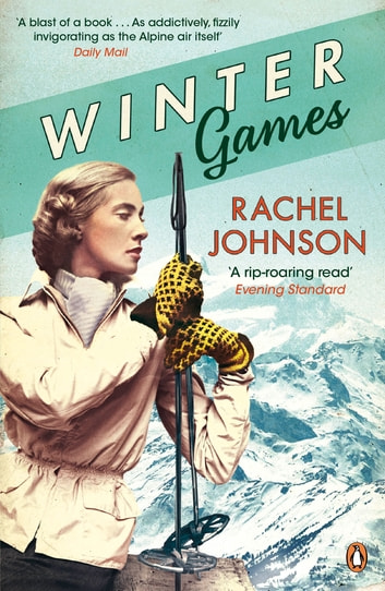 Winter Games ebook by Rachel Johnson