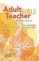 Adult Bible Teacher ebook by David Rowland