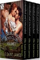 The Double Rider Men's Club Collection, Volume 2 ebook by Elle Saint James