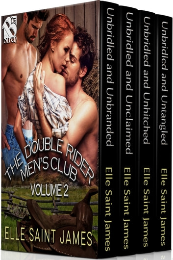 The Double Rider Mens Club Collection Volume 2 Ebook By Elle Saint