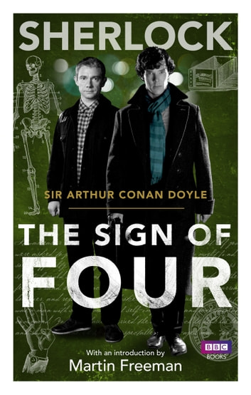 Sherlock: Sign of Four ekitaplar by Arthur Conan Doyle