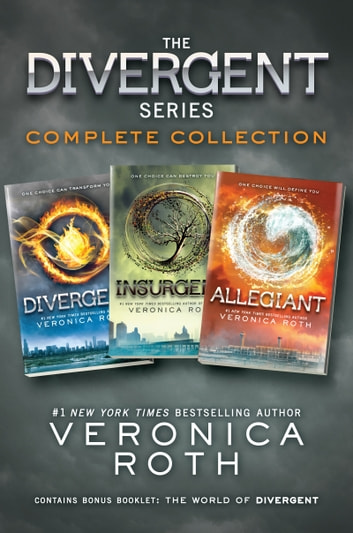 The divergent series complete collection ebook by veronica roth the divergent series complete collection divergent insurgent allegiant ebook by veronica roth fandeluxe Gallery