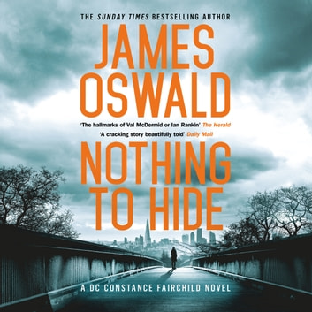 Nothing to Hide audiobook by James Oswald