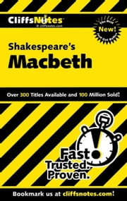 CliffsNotes on Shakespeare's Macbeth ebook by Alex Went