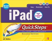 iPad QuickSteps, 2nd Edition - Covers 3rd Gen iPad ebook by Joli Ballew
