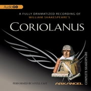 Coriolanus audiobook by William Shakespeare