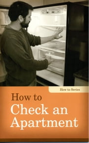 How to Check an Apartment ebook by Linda Kita-Bradley