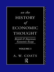 On the History of Economic Thought ebook by A. W. Bob Coats