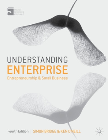 Understanding Enterprise - Entrepreneurship and Small Business ebook by Simon Bridge,Professor Ken O'Neill