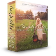 Nashville - Boxed Set Series - Book One, Two, Three and Four (A New Adult Contemporary Romance) ebook by Inglath Cooper