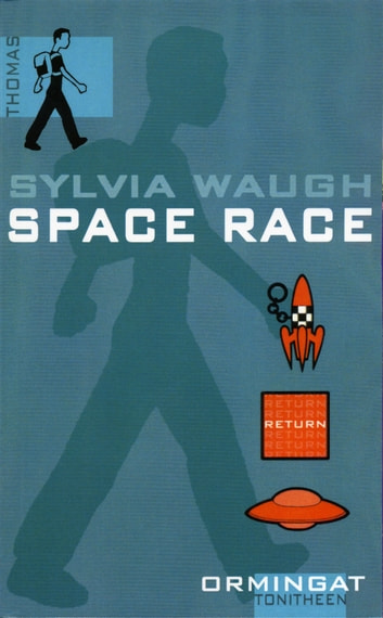 Space Race ebook by Sylvia Waugh