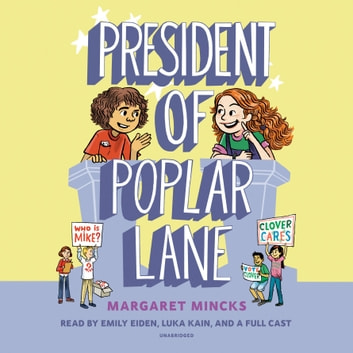 President of Poplar Lane audiobook by Margaret Mincks