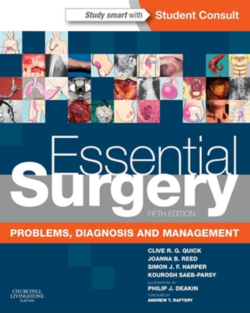 essential surgery e book ebook by clive r g quick mb bs london