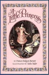 A Little Pirncess ebook by Frances Hodgson Burnett