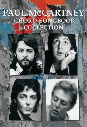 Paul Mccartney Chord Songbook Collection Ebook By Wise Publications