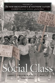 The New Encyclopedia of Southern Culture - Volume 20: Social Class ebook by Larry J. Griffin,Peggy G. Hargis,Charles Reagan Wilson
