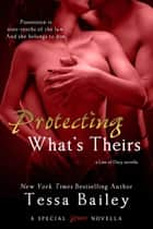 Protecting What's Theirs 電子書 by Tessa Bailey