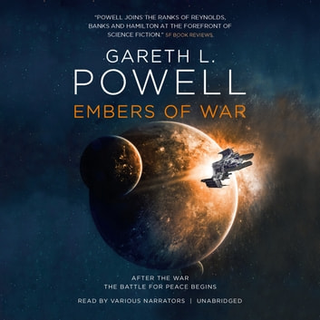 Embers of War audiobook by Gareth L. Powell