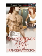 Quarterback Blitz ebook by Frances Stockton