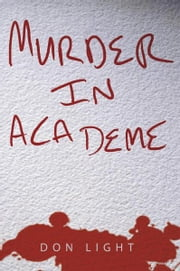 Murder in Academe ebook by Don Light
