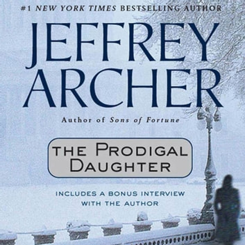 The Prodigal Daughter audiobook by Jeffrey Archer