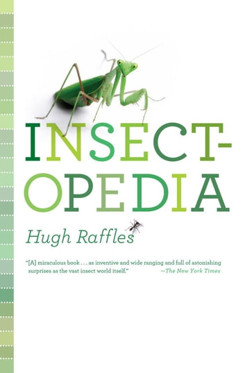 Insectopedia eBook by Hugh Raffles