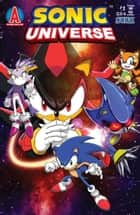 "Sonic Universe #1 ebook by Ian Flynn, Tracy Yardley!, Patrick ""SPAZ"" Spaziante"