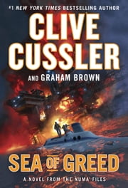 Sea of Greed ebook by Clive Cussler, Graham Brown