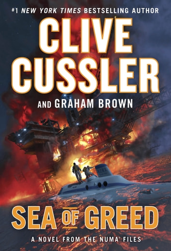 Sea of Greed eBook by Clive Cussler,Graham Brown