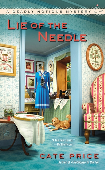 Lie of the Needle ebook by Cate Price