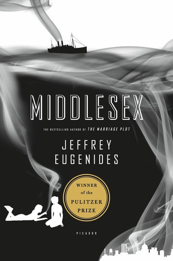 Middlesex - A Novel ebook by Jeffrey Eugenides