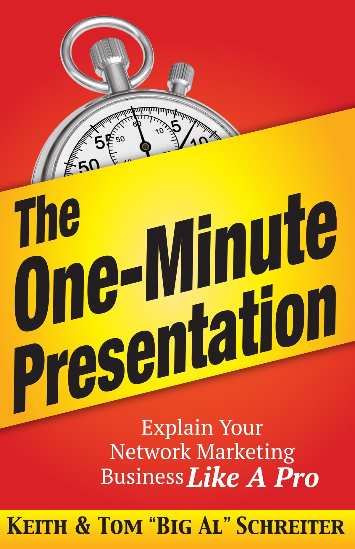 The one-minute presentation by keith schreiter on apple books.