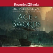 Age of Swords audiobook by Michael J. Sullivan
