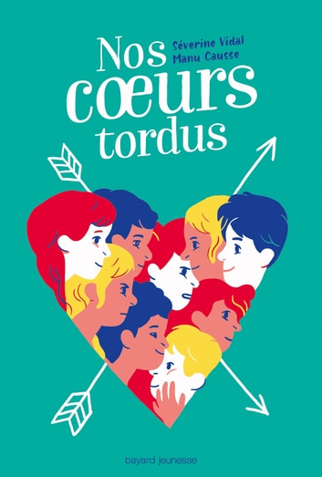 Nos coeurs tordus ebook by Séverine Vidal