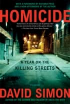 Homicide ebook by David Simon