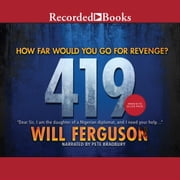 419 audiobook by Will Ferguson