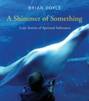 A Shimmer of Something - Lean Stories of Spiritual Substance ebook by Brian Doyle