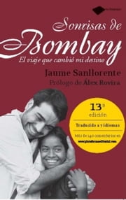 Sonrisas de Bombay ebook by Jaume Sanllorente