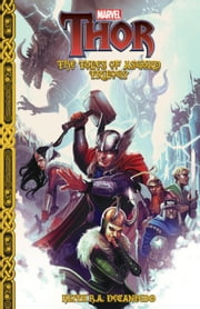 Marvel The Tales of Asgard Trilogy ebook by Keith R.A. DeCandido