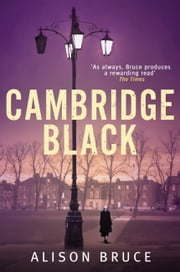 Cambridge Black ebook by Alison Bruce