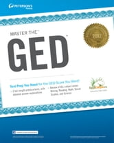 Master the GED 2013 ebook by Peterson's