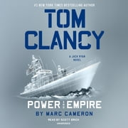 Tom Clancy Power and Empire audiobook by Marc Cameron