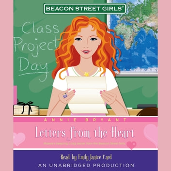 Beacon Street Girls #3: Letters From the Heart audiobook by Annie Bryant