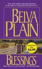 Blessings - A Novel ebook by Belva Plain