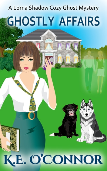 Ghostly Affairs ebook by K E O'Connor