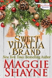 Sweet Vidalia Brand ebook by Maggie Shayne