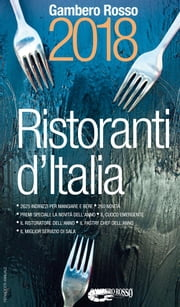 Ristoranti d'Italia 2018 ebook by Aa.vv.