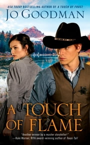 A Touch of Flame ebook by Jo Goodman