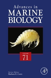Advances in Marine Biology ebook by Barbara E. Curry